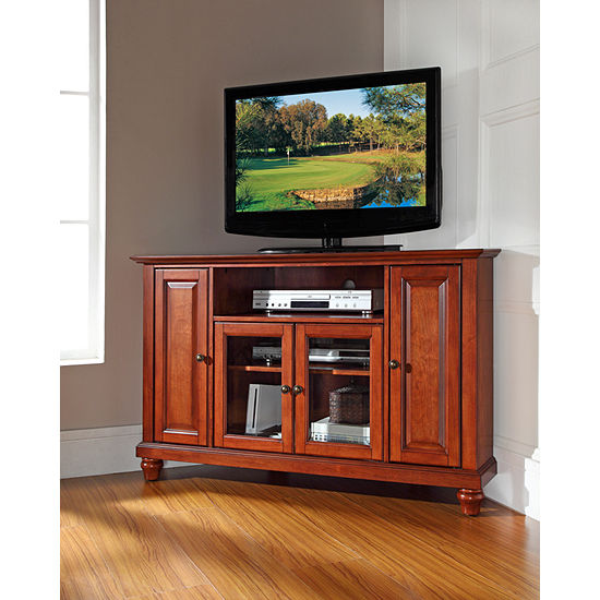 "Cambridge 48"" Corner TV Stand"