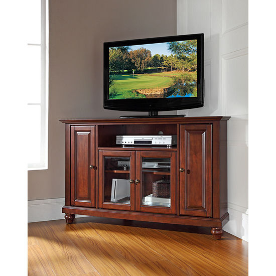 "Cambridge 48"" Corner TV Stand"
