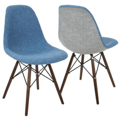 Brady Duo Accent Chair - Set of 2