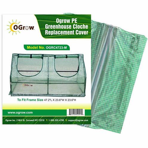 Pe Greenhouse Cloche Pe Replacement Cover