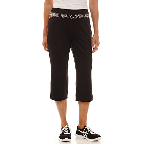 Alfred Dunner Easy Going Capris