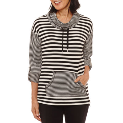 Lark Lane Must Haves Athleisure Tunic Top