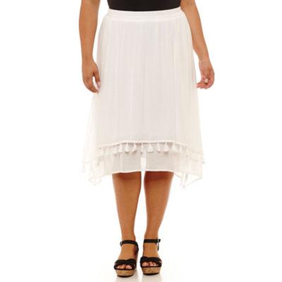 Alyx Handkerchief Skirt-Plus