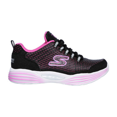 Skechers Luminators Girls Walking Shoes Lace-up - Little Kids/Big Kids