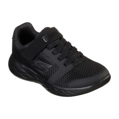 Skechers Go Run 600 Little Kids Boys Walking Shoes Pull-on