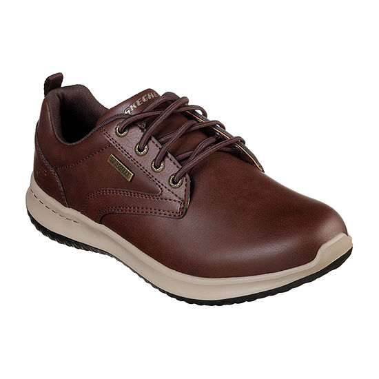 4628655e8a1d0 Skechers Delson Mens Oxford Shoes JCPenney