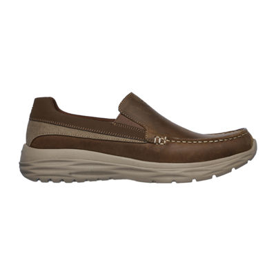 Skechers Harsen Mens Slip-On Shoes
