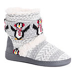 Muk Luks Women'S Holly Womens Bootie Slippers