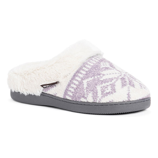 Muk Luks Briar Womens Clog Slippers