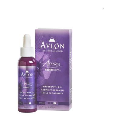 Affirm StyleRight Progrowth Hair Oil  2oz.