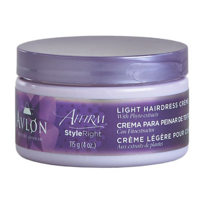 Affirm StyleRight Hairdress Crème 4oz.