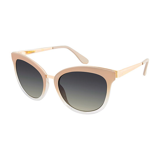 South Pole Womens Full Frame Cat Eye Sunglasses