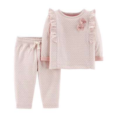 Carter's Pant Set Baby Girls