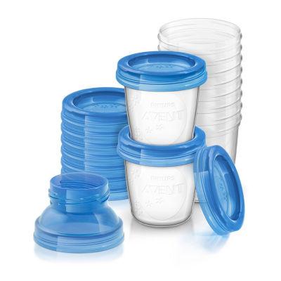 10-pk. Storage Cups