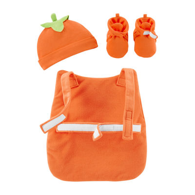Carter's Halloween Pumpkin Carrier Costume