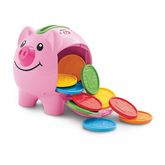 Fisher-Price Laugh & Learn Interactive Piggy Bank