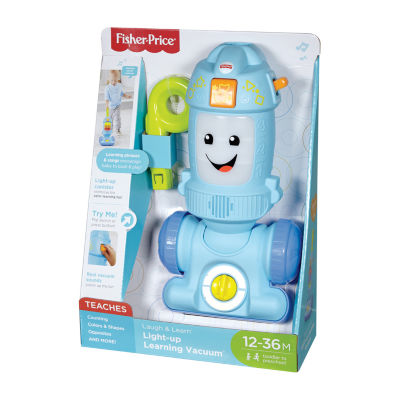 Fisher-Price Laugh & Learn Light-up Vacuum