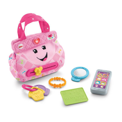 Fisher-Price Laugh & Learn My Smart Purse