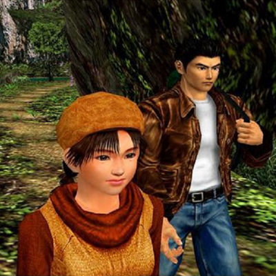 Playstation 4 Shenmue I & II Video Game
