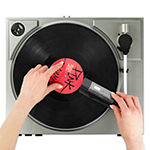 Victrola VA-10 Record and Vinyl Cleaning Kit for Record Players and Turntables
