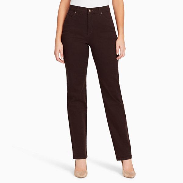 b6eb73e5798b7 Gloria Vanderbilt Womens Straight Leg Jean