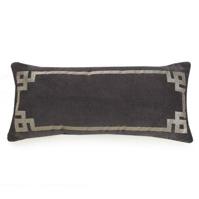 Ayesha Curry Livable Luxe Chevron Rectangular Throw Pillow