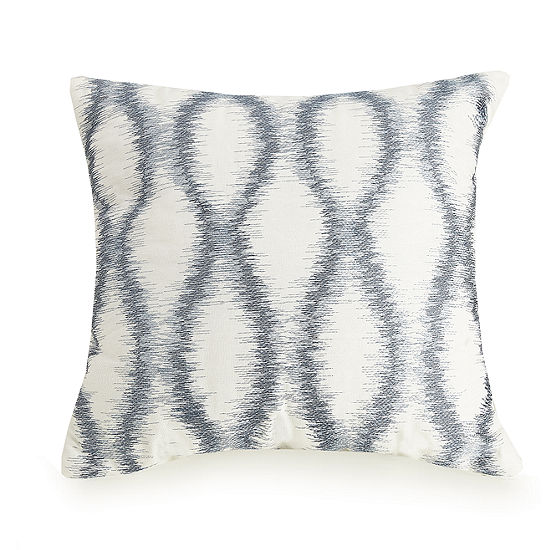 Ayesha Curry Heavenly Textured Square Throw Pillow