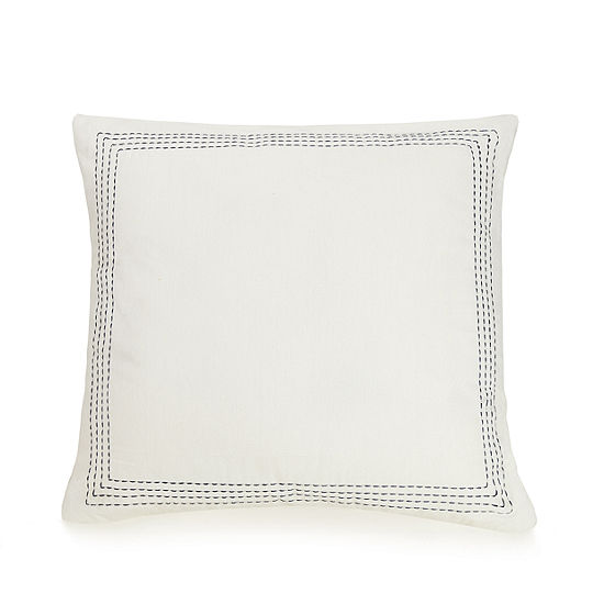 Ayesha Curry Heavenly Textured Euro Pillow