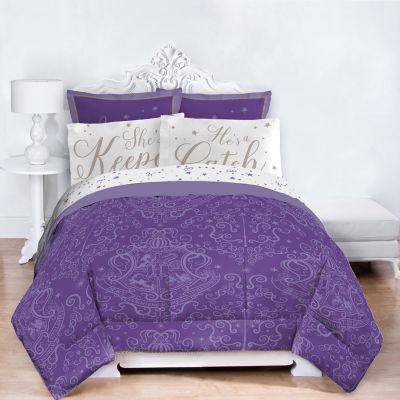 Harry Potter Whimsal Witch 3-pc. Reversible Comforter Set