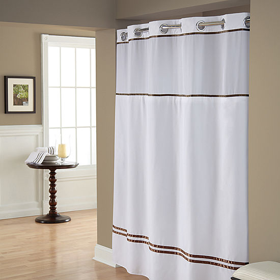Hookless Monterey Shower Curtain Set - JCPenney