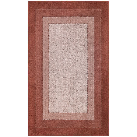 JCPenney Home McKenzie Washable Rectangular Rug, One Size , Pink