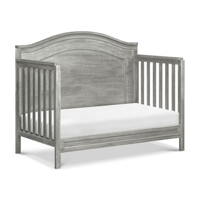 DaVinci Charlie 4-In-1 Convertible Crib Baby Crib - Cottage Grey