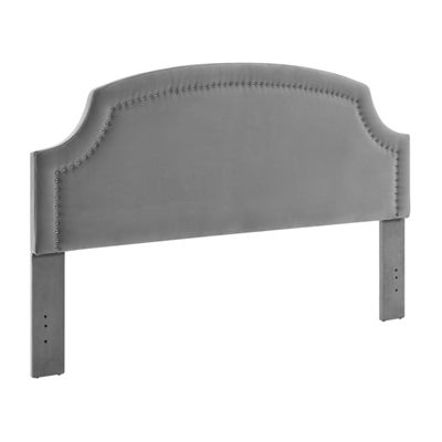 Regency Nailhead Trim Headboard