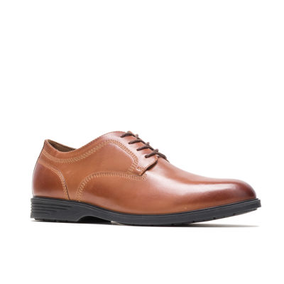 Hush Puppies Mens Shepsky Pt Oxford Lace-up Oxford Shoes