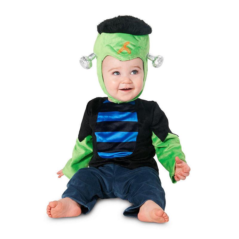 Baby Frankenmonster Infant Costume, Boys, Multicolor, Size 18-24 Months