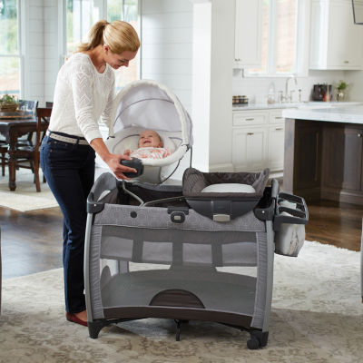 Graco® Pack 'n Play® Playard Quick Connect™ Portable Bouncer