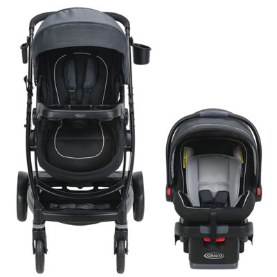 Graco® UNO2DUO™ Travel System Stroller