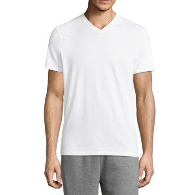 Msx By Michael Strahan Cotton Stretch 2-pc. Short Sleeve V Neck T-Shirt-Big