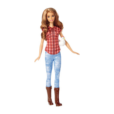 Barbie Farmer Doll