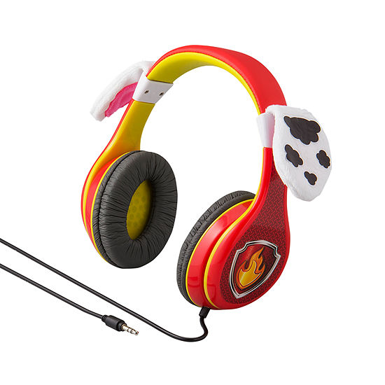 KIDdesigns Paw Patrol Marshall Headphones