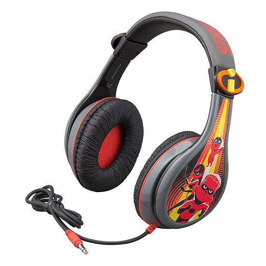 KIDdesigns Disney Pixar Incredibles 2 Headphones