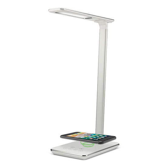ChargeWorx LED Lamp with Wireless Charging
