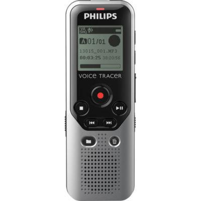 Philips DVT1200 Digital Voice Tracer Recorder - 4 GB