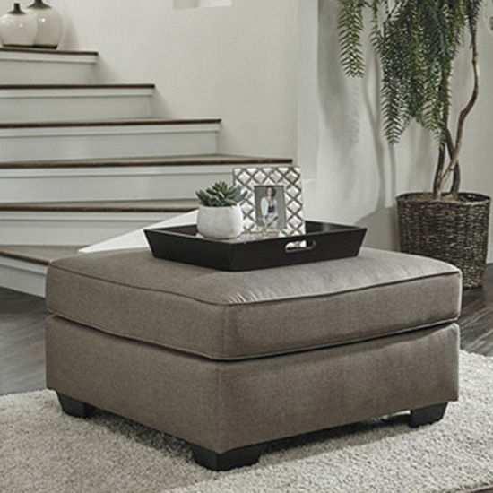 Signature Design by Ashley® Benchcraft® Calicho Oversized Accent Ottoman