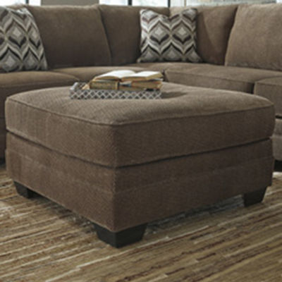 Signature Design by Ashley® Benchcraft® Justyna Oversized Accent Ottoman