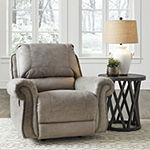 Signature Design by Ashley® Olsberg Nailhead Trim Rocking Recliner