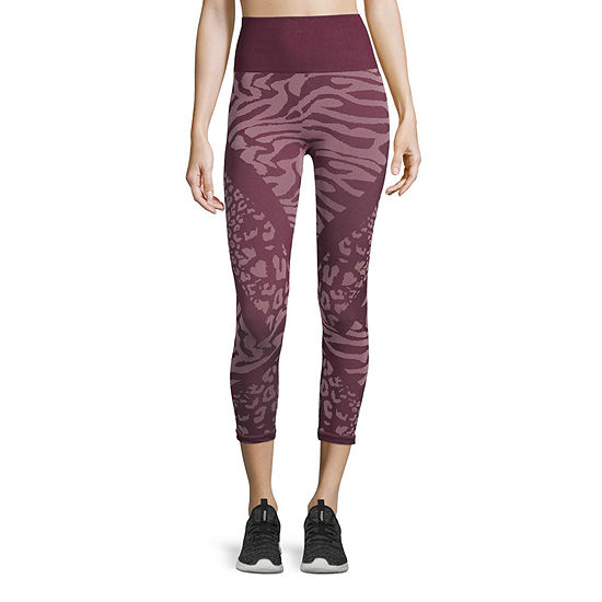 Xersion Seamless Womens High Waisted Legging