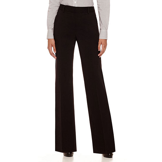 Liz Claiborne Secretly Slender Trouser Leg Pants