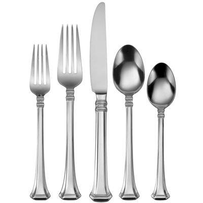 Oneida® Apollonia 20-pc. Flatware Set