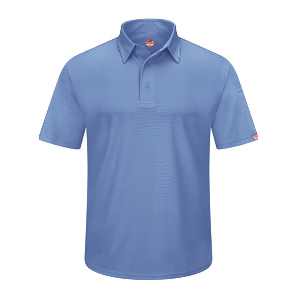 Red kap performance polo jcpenney for Jcpenney ladies polo shirts